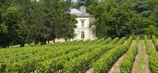 Chateau Durandière-menu